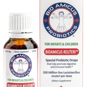 BioAmicus Reuteri™- 15ml