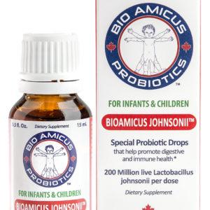 BioAmicus Johnsonii™-15ml